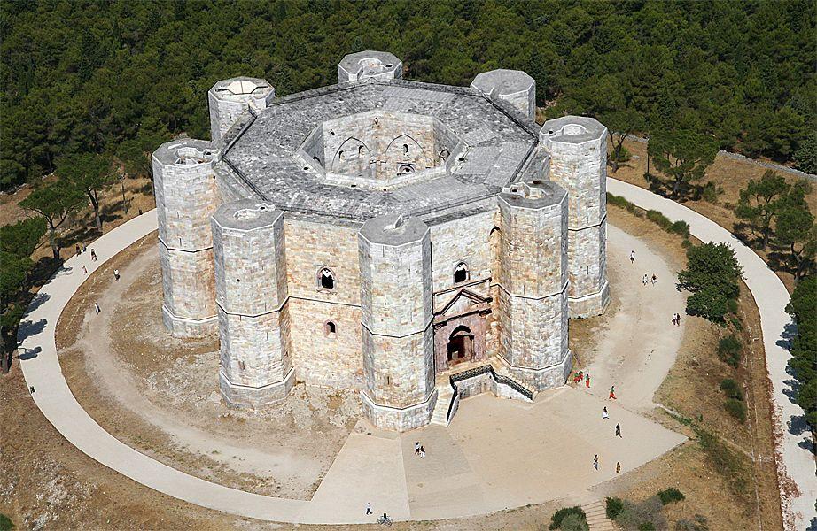 castel del monte - photo #3